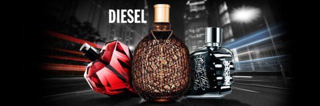 Diesel – parfumy, ktoré Vás poženú vpred
