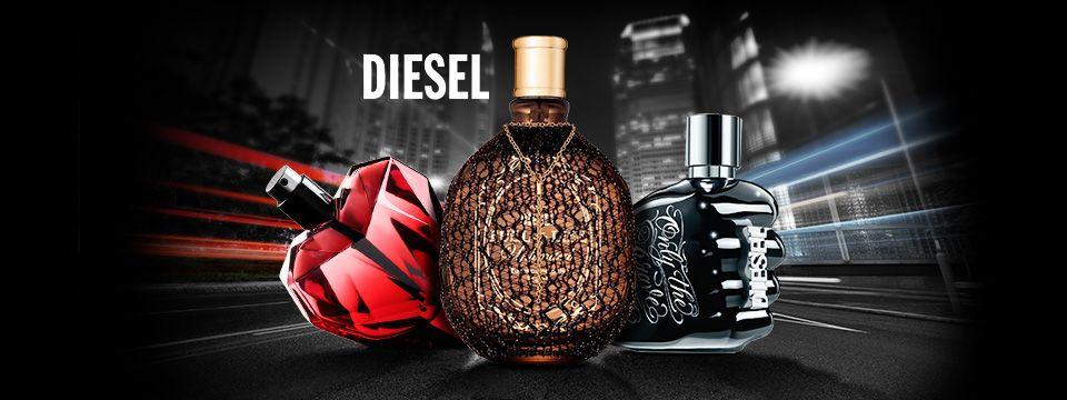 Diesel - parfumy, ktoré Vás poženú vpred