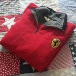 moja mikina Ferrari
