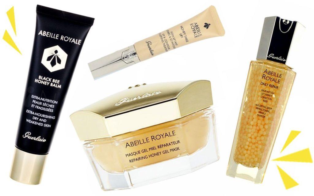 Ďalšie produkty z radu Guerlain Abeille Royale