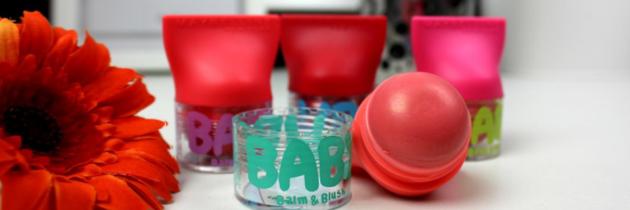 Maybelline Baby Lips Balm & Blush – Váš deň vo farbe
