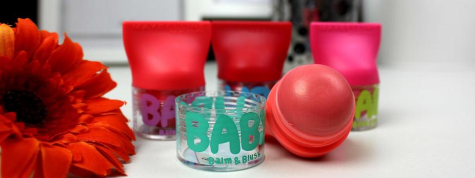 Maybelline Baby Lips Balm & Blush - Váš deň vo farbe