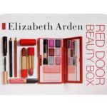 Dekoratívna kazeta Elizabeth Arden Red Door Beauty Box, v ktorej je paleta so 6 očnými tieňmi, farba na líčka, kompaktný púder, 2x rúž, lesk na pery, kontúrovacia ceruzka na pery a na oči, riasenka - z ponuky Elnino.sk