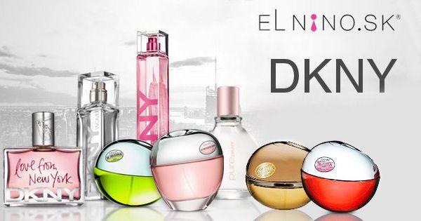 DKNY a najslávnejšia vôňa Be Delicious a tie ostatné, všetky na Elnino.sk