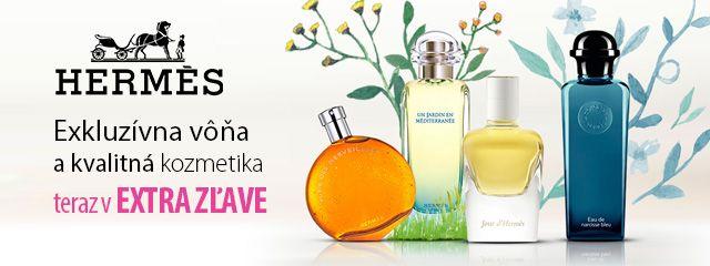 Parfumy Hermes za zvýhodnené ceny