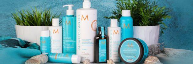 Vlasová starostlivosť Moroccanoil pre vlasy vyčerpané od zimy