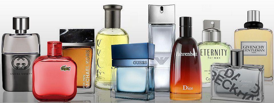 Pánske parfumy na prvé rande TOP 10