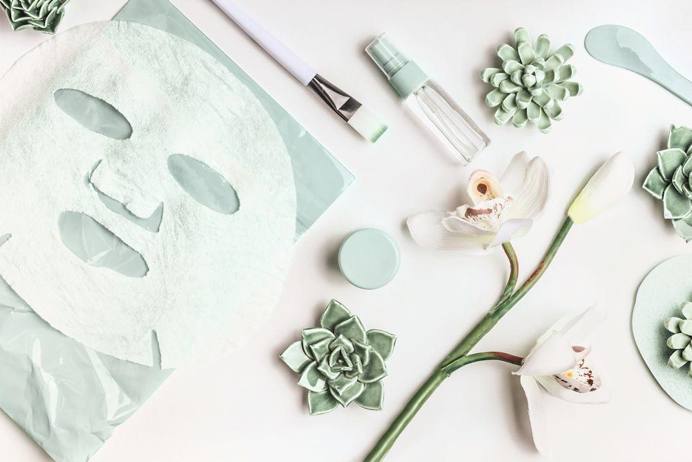 Plátnová pleťová maska - najlepší pomocník v systéme K-Beauty