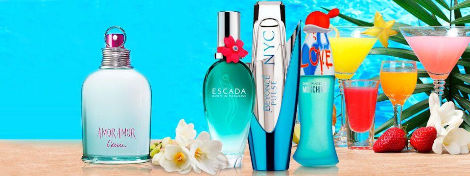 Letná láska a parfumy, ktoré si získajú srdcia od Elnino.sk