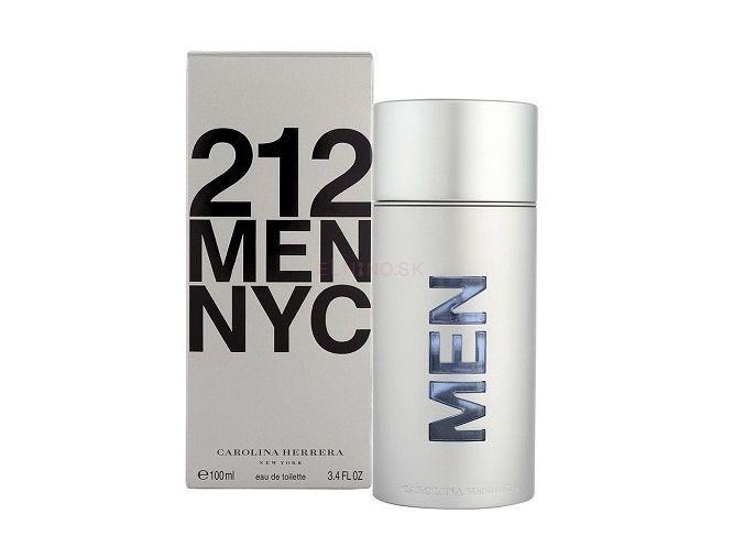 Sexi pánsky parfum  Carolina Herrera 212 Men EdT z obchodu Elnino.sk
