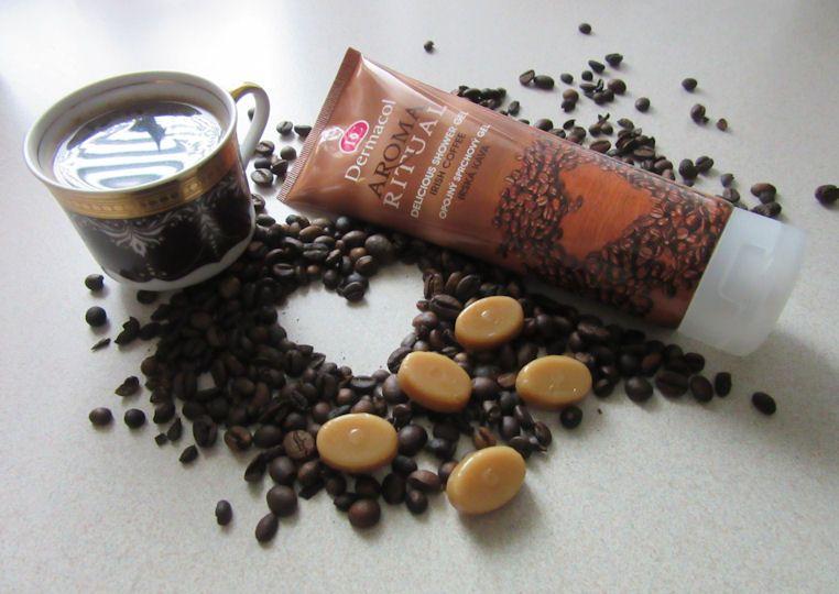 Sprchovací gél Dermacol Aroma Ritual Irish Coffee
