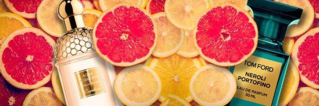 Unisex parfumy a rovno tie najlepšie… citrusové