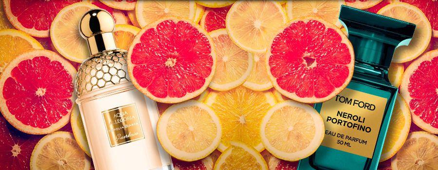 Unisex parfumy a rovno tie najlepšie... citrusové