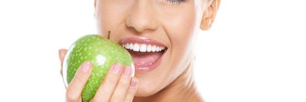 DKNY a povestné jabĺčka