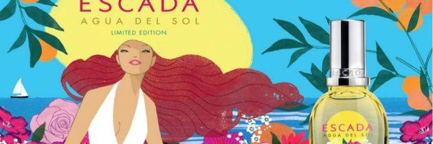 Escada Agua del Sol – nová limitovaná edícia