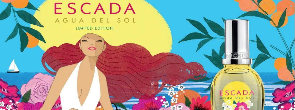 Escada Agua del Sol - nová limitovaná edícia