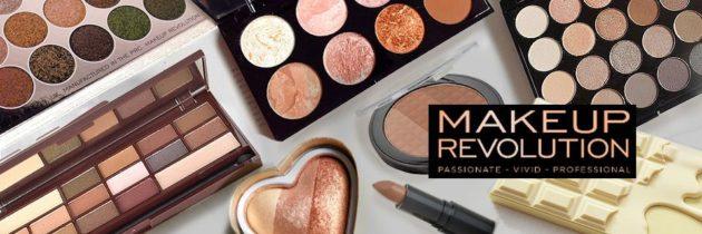 Makeup Revolution London s nadšením pre krásu