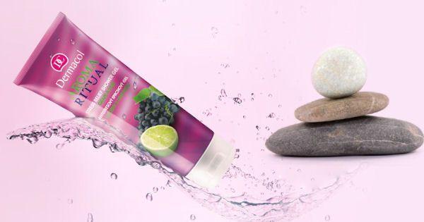 Wellness na uvoľnenie stresu - Dermacol Aroma Ritual sprchovací gél od Elnino.sk