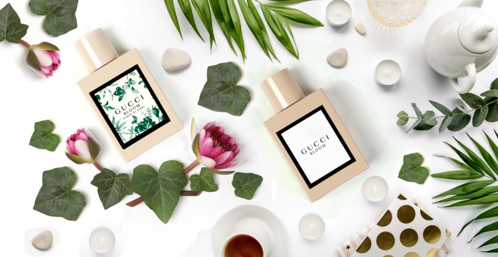 Edícia Gucci Bloom zahŕňa dve vône