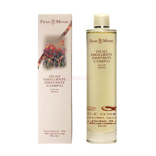 Telový olej Frais Monde Black Dahlia Body Oil