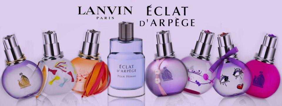 Lanvin Eclat D´Arpege Pour Homme - nový parfum, ktorý bude azda čoskoro v ponuke Elnino.sk