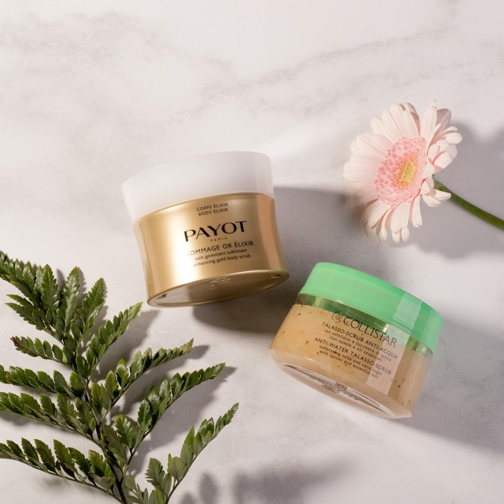 Telová kozmetika pre dokonalú hladkosť - Payot a Collistar