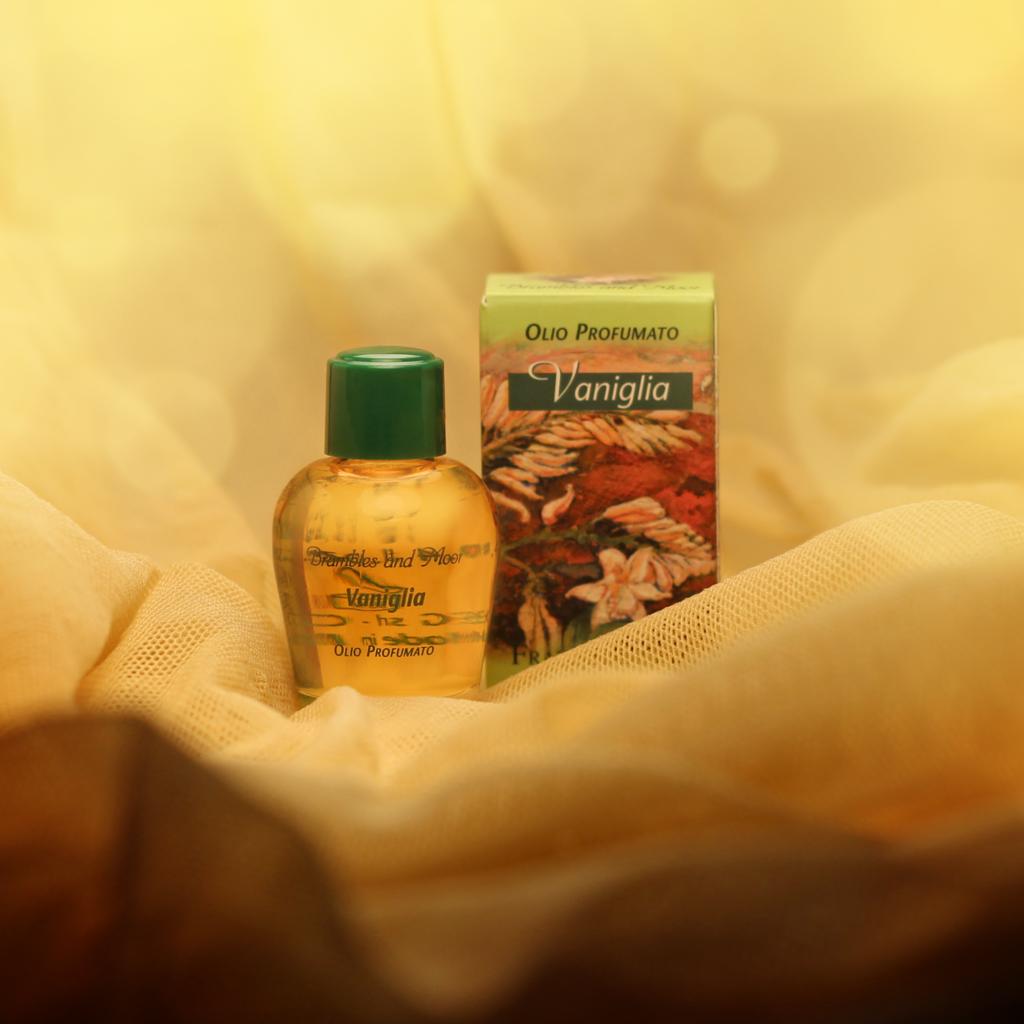 Parfumovaný olej Frais Monde Vanilla Perfumed Oil
