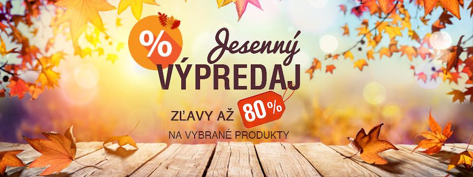 Kultové produkty najlacnejšie - jesenný výpredaj Elnino.sk