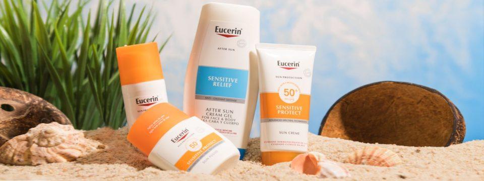 Eucerin – váš nový obranný štít pred neúnavnými lúčmi slnka