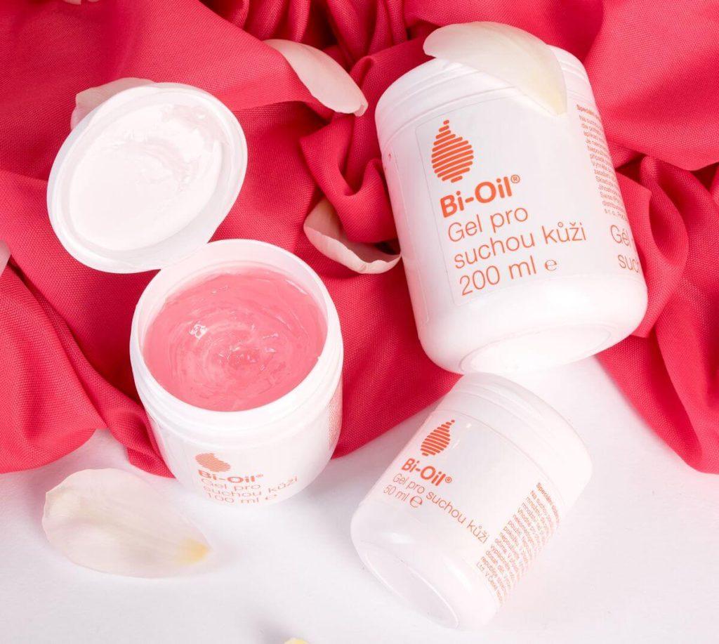 Bi-Oil gél pre suchú pokožku v trojakom balení