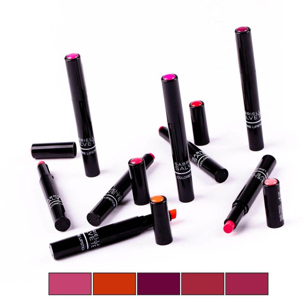 Dekoratívne novinky na pery Colore Lipstick
