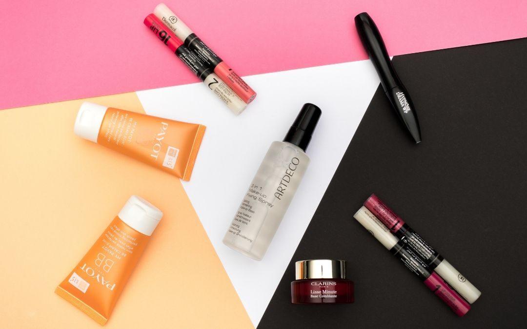 Letní make-up