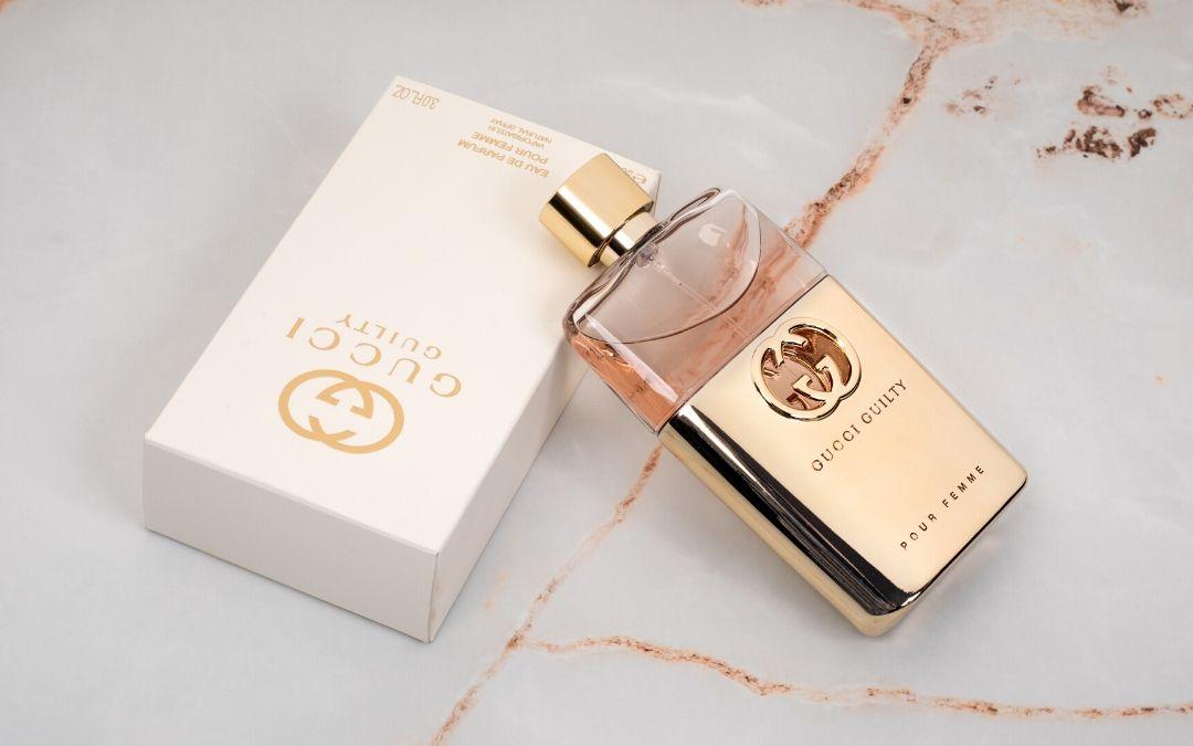 Ciao, jsem parfémová voda Gucci Guilty a jsem novinkou letošního roku