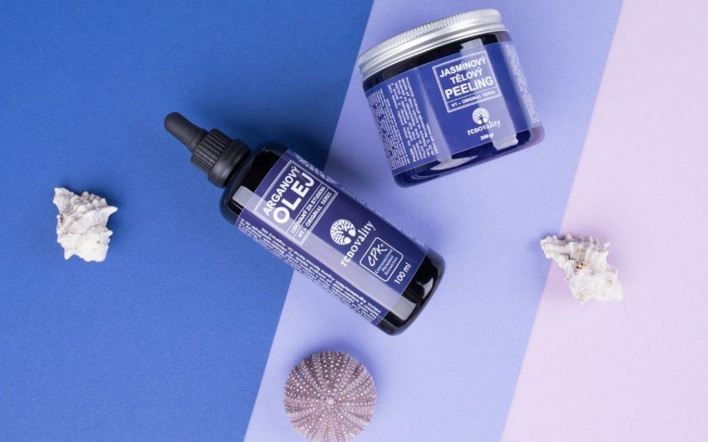 Co si v létě žádá vaše pokožka i vlasy? Přírodní oleje Renovality!