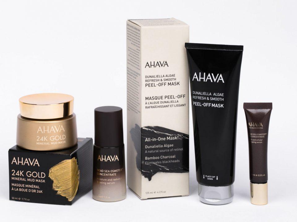 AHAVA: Zázračná kosmetika z Mrtvého moře