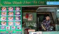Cơm gà xối mỡ Thạch Lam