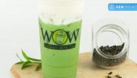 WOW Taiwan Milk Tea
