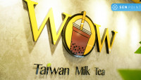 WOW Taiwan Milk Tea