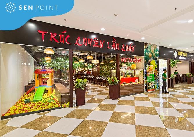 Khám phá những nhà hàng Buffet Time City ngon, đẹp, siêu hút khách