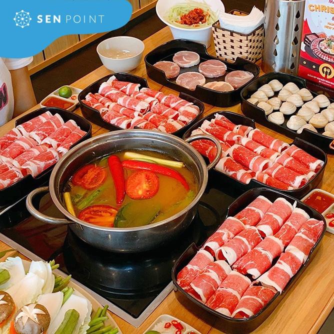 Tổng hợp nhà hàng buffet lẩu ngon nổi tiếng, nhiều ưu đãi ở Hà Nội