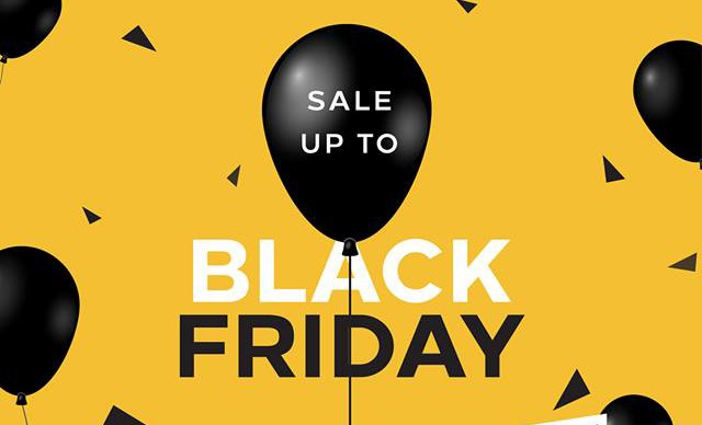 Black Friday sale up to 80%