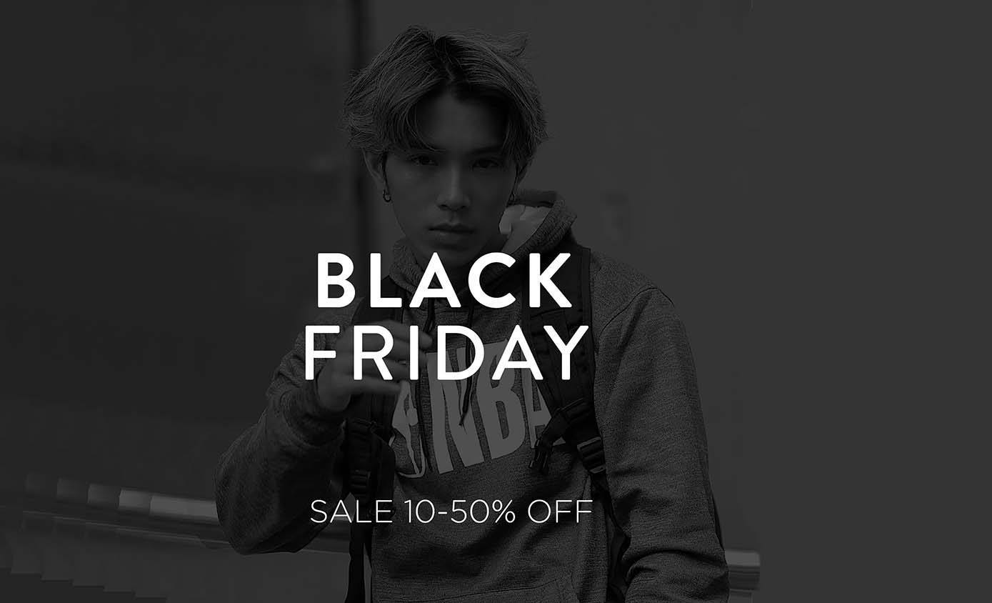 Black Friday - Ưu đãi ngất ngây- Sale up to 50%