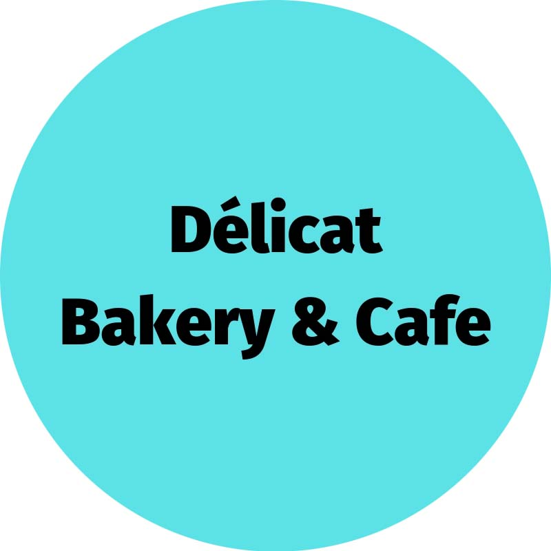 Délicat - Bakery & Cafe