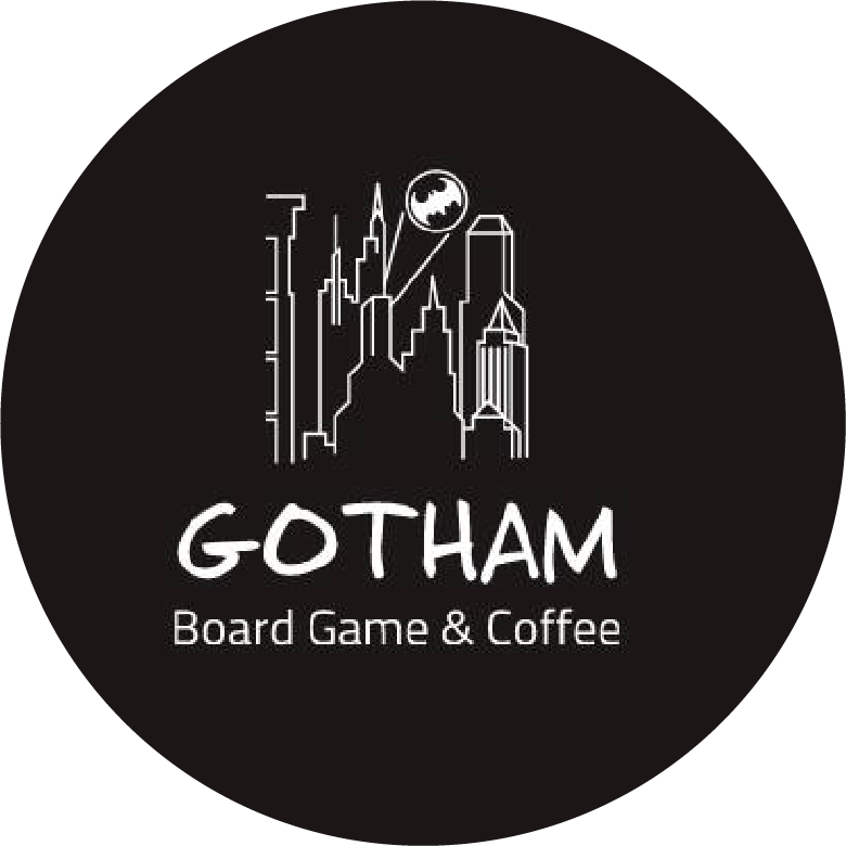 Gotham Board Game & Coffee