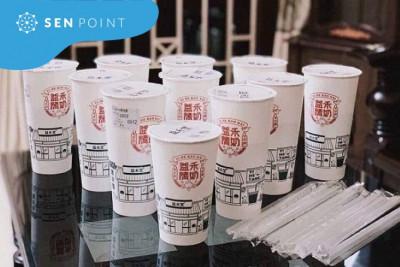Trà sữa nướng Trung Quốc