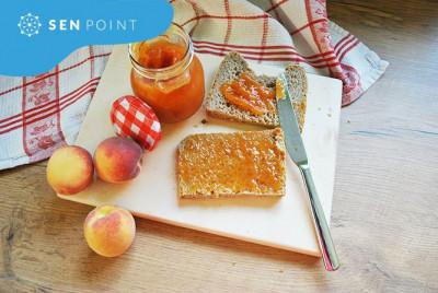 Làm ngay 5 món ngon từ trái đào cho cả nhà thưởng thức kẻo sắp hết mùa rồi