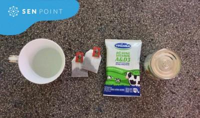 Nguyên liệu làm trà sữa bằng sữa tươi
