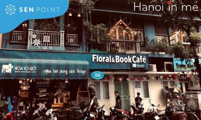 """Top 5 quán cà phê sách cho bạn tìm nơi """"lẩn trốn"""" tại Hà Nội"""