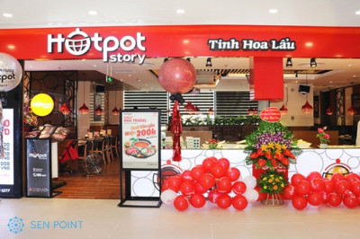 Hotpot Story – Tinh hoa buffet lẩu