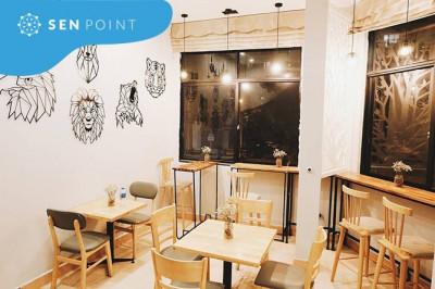 Giới thiệu 5 quán cafe tích điểm Sen Point hút khách nhất Hà Nội